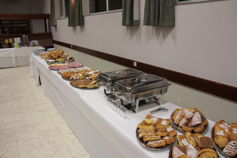 Ontbijtbuffet basisschool Beerzel